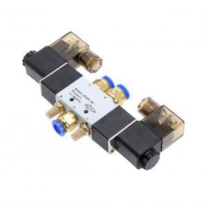 Elektrický solenoid 5/2 4V220-08 230V AC