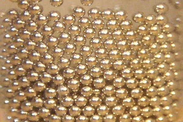 Cínové kuličky Pro BGA (velké balení) 150.000 kuliček 0,60mm