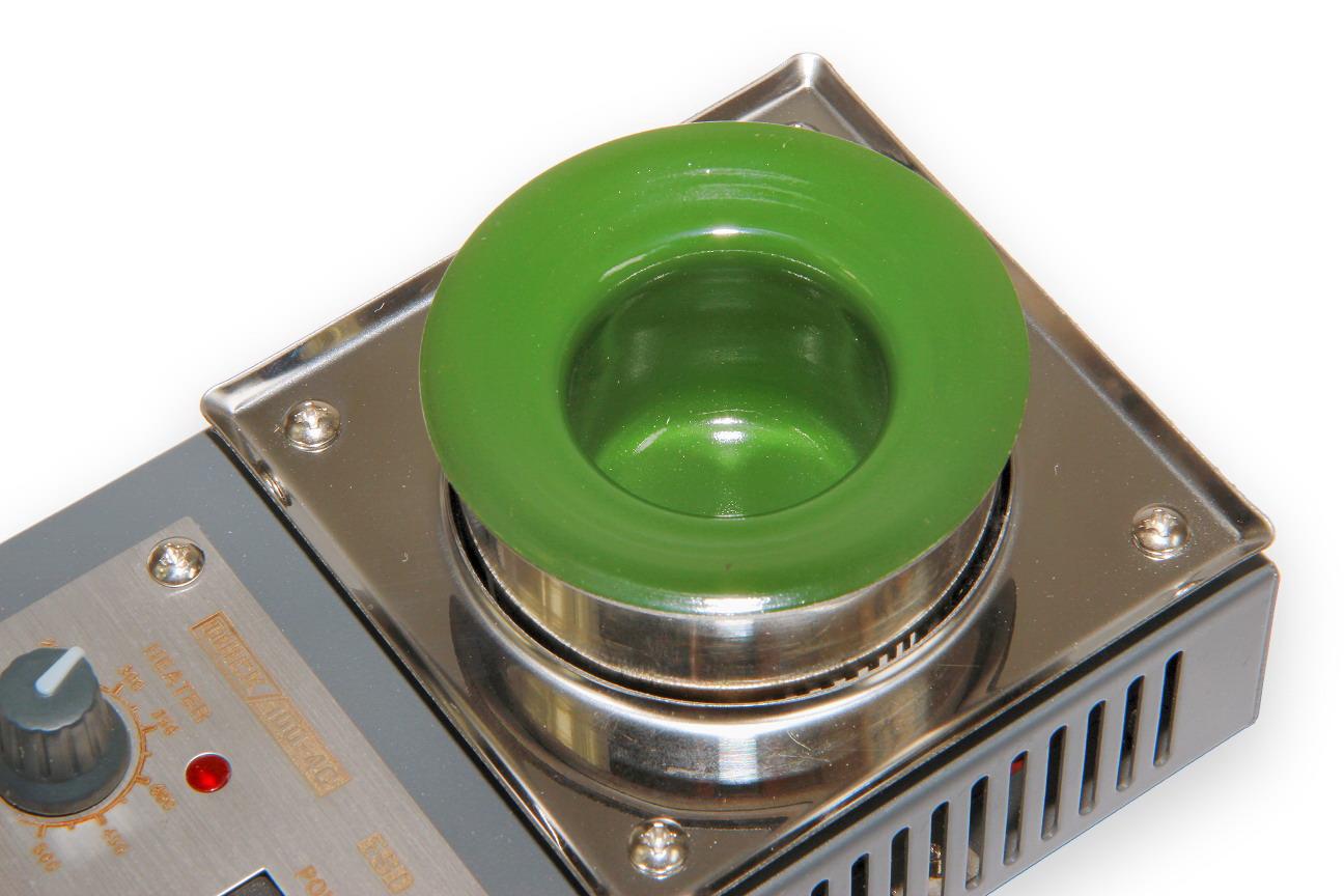 Cínová lázeň smaltovaná QUICK 100-4C