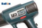 Ruční horkovzdušná pistole s displejem Bakon BK8020 LCD