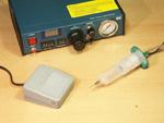 Digitální automatický dispenzer tekutých přípravků typ PE-986A