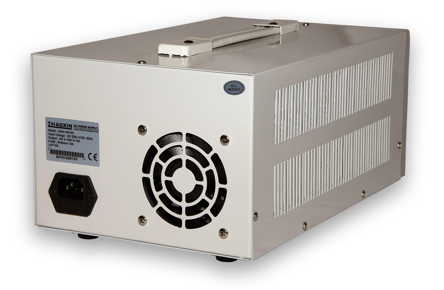 Laboratorní zdroj KXN-12010D 0-120V/10A