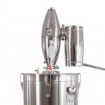 Domácí destilátor (palírna) 50L s elektrickým ohřevem