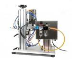 Stolní pneumaticko-elektrická zavíračka lahví pro atypická víčka XLSGJ-6100