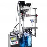 Automatický šnekový dávkovač LPF20L 1-125g s baličkou, tiskárnou expiračních dat a detekcí markerů