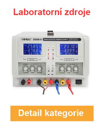 laboratorní zdroje