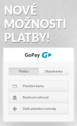 Online platební brána GoPay